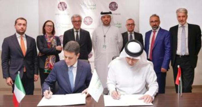 Bee'ah Signs MoU with Italian Waste Firm Green Holding Group