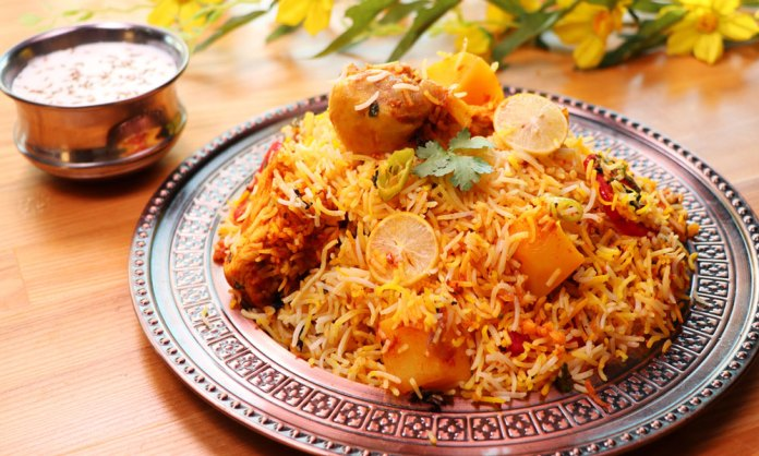 Best Biryani in Dubai