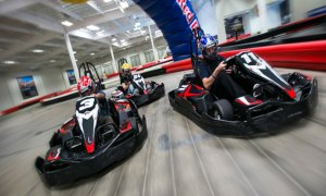 """E-Karting"" track coming soon to Dubai in Meydan One mega-mall"