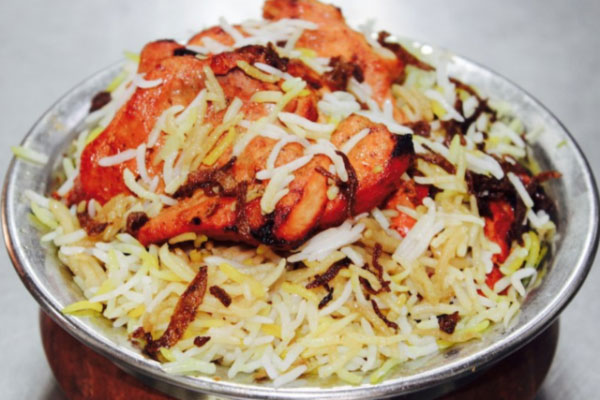 Haji Sahab Restaurant, Street 1 - Dubai - United Arab Emirates.
