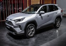 Toyota Rav4 2020 fifth generation of RAV4 unveiled