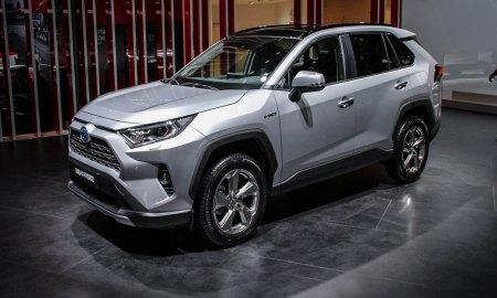 Toyota Rav4 2020 fifth generation of RAV4 unveiled