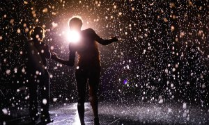 Rain Room of Sharjah