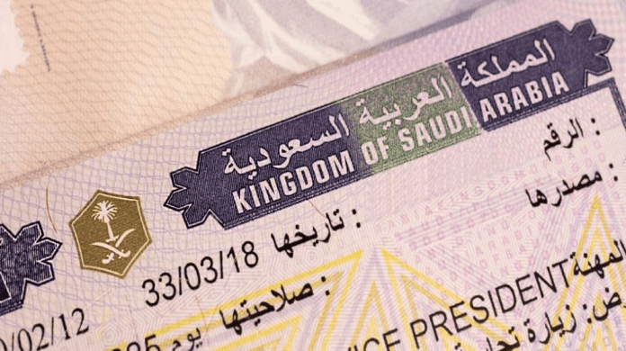 Saudi Arab host visa