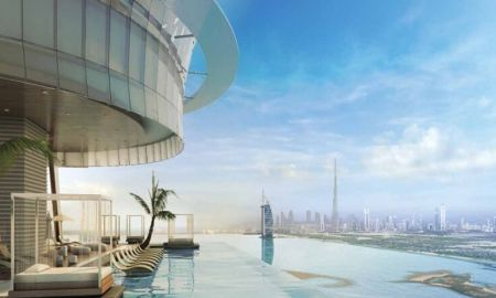 AURA Skypool Dubai to Get World's Highest Swimming Pool