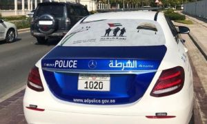 Abu Dhabi Issues Heavy Fines for Children allowed to Sit in the Car's Front Seat