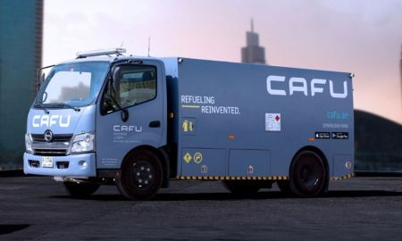 Cafu - Car Fuel Refilling App in UAE