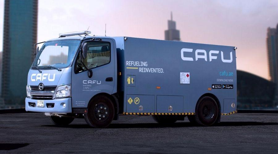 Cafu - Car Fuel Refilling App in UAE
