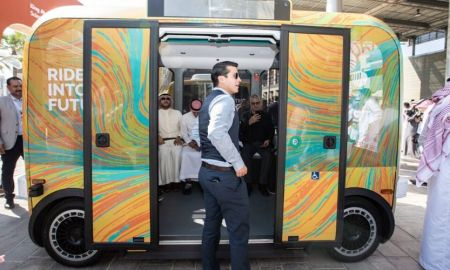 Saudi University to get First Self-Driving Bus in Kingdom