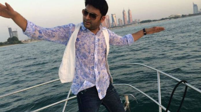 """The Kapil Sharma Show"" is coming to Dubai Live"