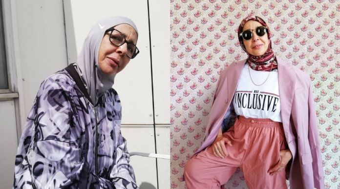 Daughter turns her Hijabi Mother into Instagram Style Icon
