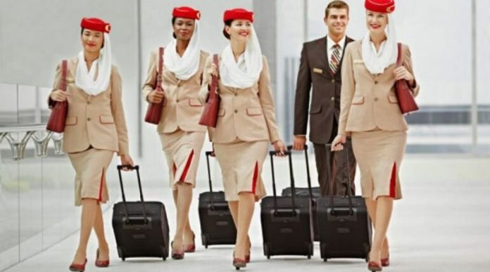 Emirates Airline is Hiring Cabin Crews in the UAE