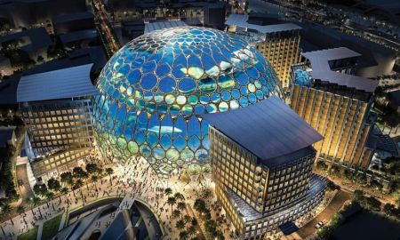 Heart of Expo 2020 Dubai 'Al Wasl Plaza' inaugurated by UAE Leaders