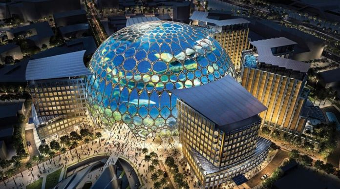 Heart of Expo 2020 Dubai 'Al Wasl Plaza' inaugurated by UAE Leaders