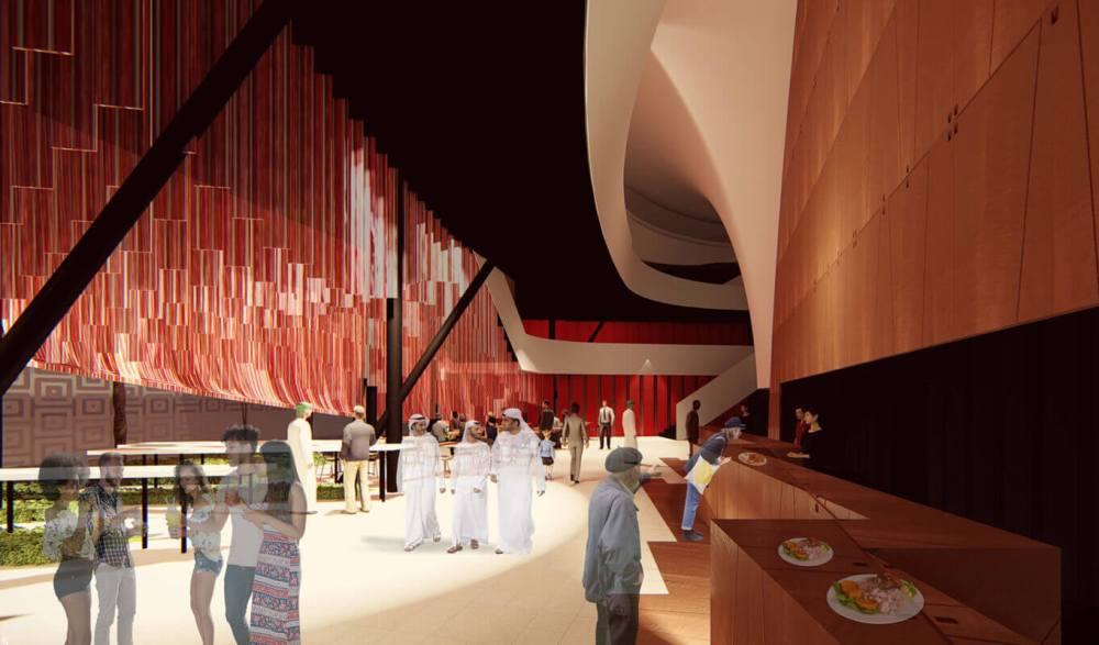 Peru Pavilion tickets expo 2020