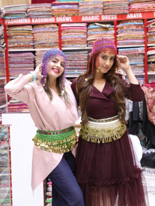 Shrenu Parikh and Aalisha Panwar dubai hot pictures