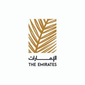 The Palm brand logo uae nation