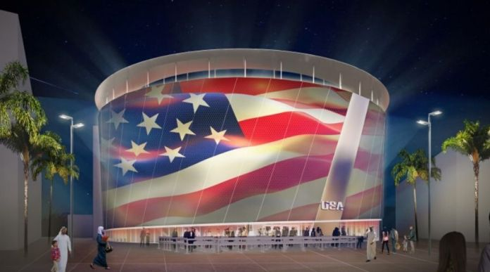 USA Pavilion for Dubai Expo 2020 to be Supported by UAE