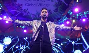 Atif Aslam back to Perform at Global Village Dubai this Season