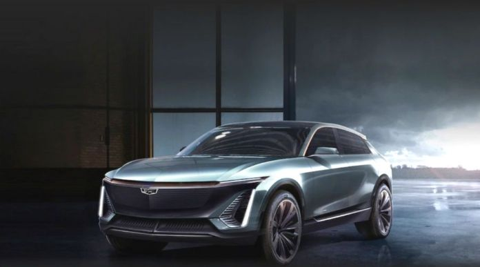Cadillac to get a Crossover Electric Car Expected In April