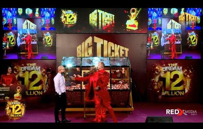 Filipino Arthur Big Ticket