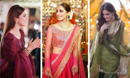 Maya Ali is breaking the internet with her Dance Videos at Brothers Wedding