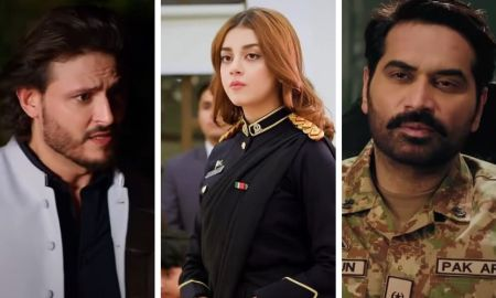 "Pakistani drama ""Ehd-e-Wafa"", Finale trailer is going viral"