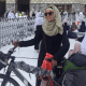 Sara Haba travels for 53 days to reach Makkah