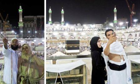 Selfie Ban in Saudi Arabia Makkah and Madina Region