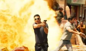 Akshay Kumar's preview as Action Hero in 'Sooryavanshi', Trailer