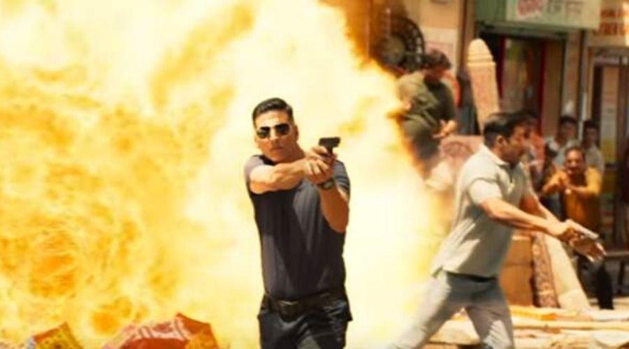 Akshay Kumar's preview as Action Hero in 'Sooryavanshi', Trailer