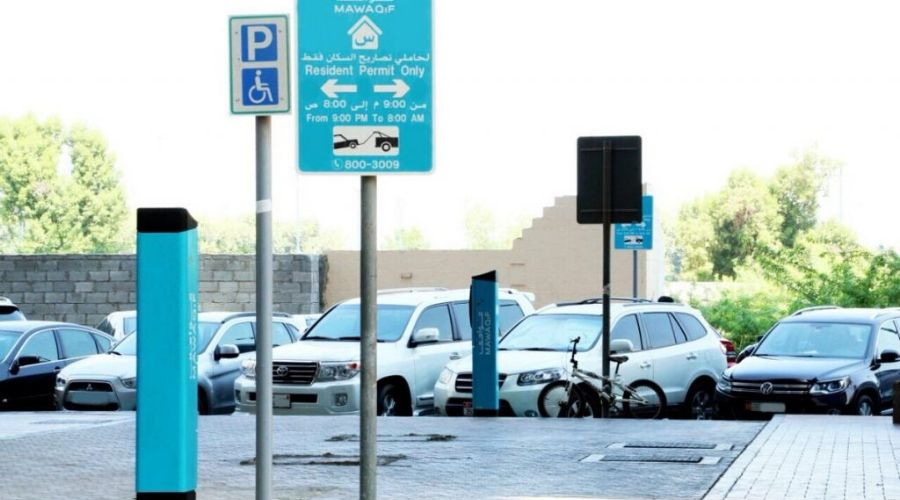 All Mawaqif Parking Bays in Abu Dhabi will be free of charge for three weeks