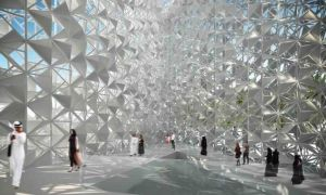 Japan's Pavilion at Dubai Expo 2020 to be one of the Biggest
