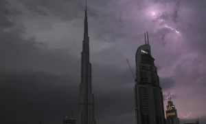 More Rain expected coming weekend in UAE