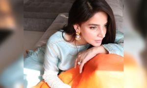 Pakistan actress Saba Qamar's 'Nagin' Dance gone Viral