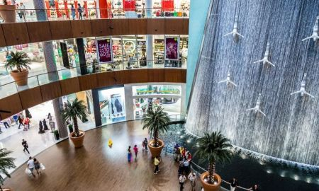UAE closes all commercial centres, food markets and shopping malls