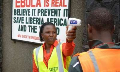 Ebola Declining but Still a Threat
