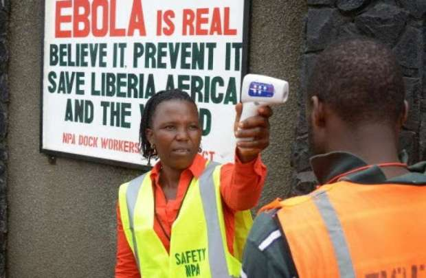 Ebola Declining but Still a Threat
