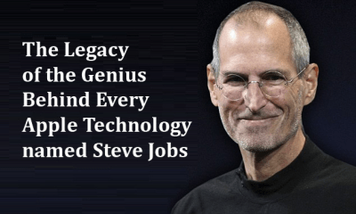 New Book Sheds Light on Steve Jobs Legacy