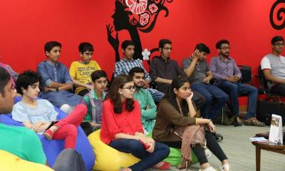 Plan 9 Conducting WhizKids‬, Summer Camp‬
