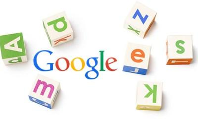 Google becomes Alphabet Now
