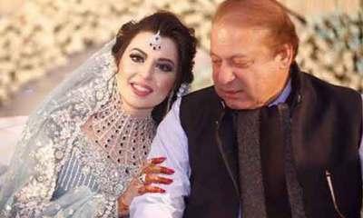 Nawaz Sharif granddaughter Mehr-un-Nisa Wedding pictures