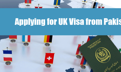 Applying for UK Visa from Pakistan