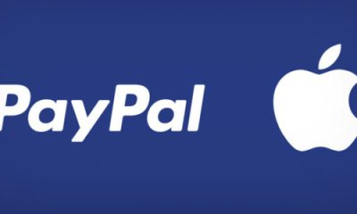 Apple added PayPal support in the iTunes