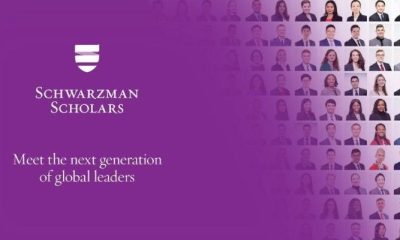 Schwarzman Scholarships at Tsinghua University