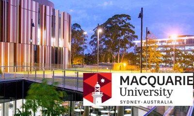 PhD Scholarships at Macquarie University