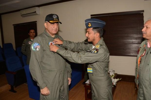 Wing commander Noman Akram