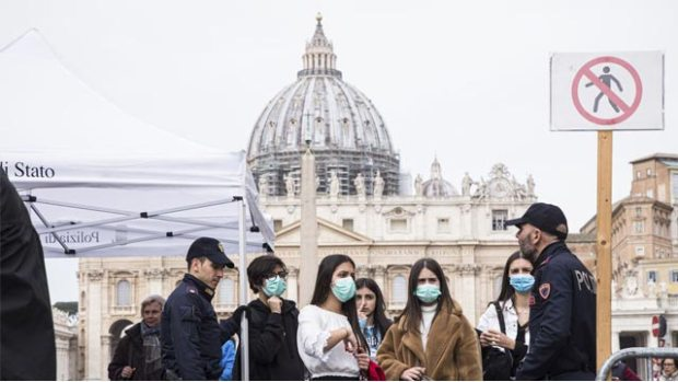 Italy has overtaken China as the country with most Coronavirus related deaths