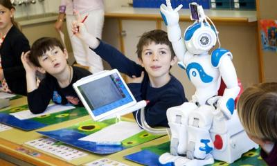 Learn About Coding and Robotics