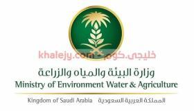 وظائف وزارة البيئة والمياه والزراعة 44 وظيفة إدارية للنساء والرجال